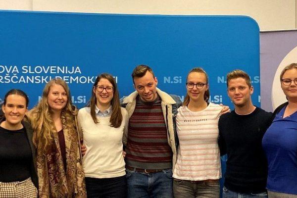Jesenska Politična akademija 2019