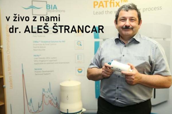 Kako uspeti v Sloveniji? :: dr. Aleš Štrancar